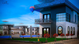 Shaleh Design in the north coast ❤️ #El_Nile