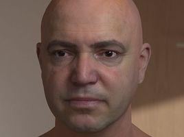 Making realistic human head :)
