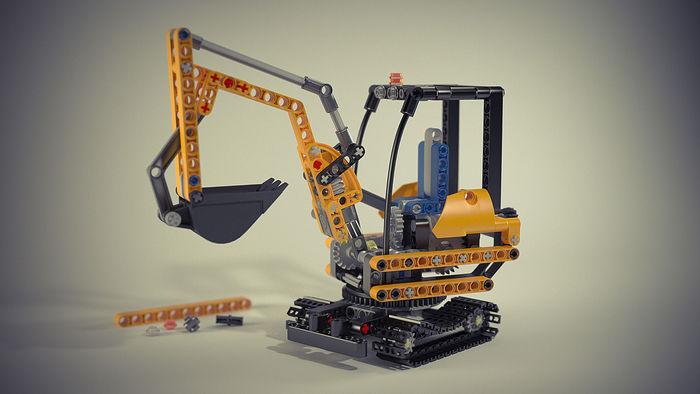 Lego Technic 8047