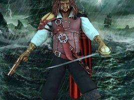 The pirates 3D