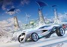 Hybrid Hot Rod Ice Racers