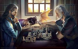 elantra: Sanabalis, Kaylin and the Arkon