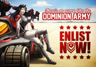 Starcraft - Dominion Army