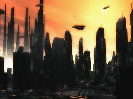 Scifi Mega Colony