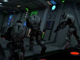Space Station patrol