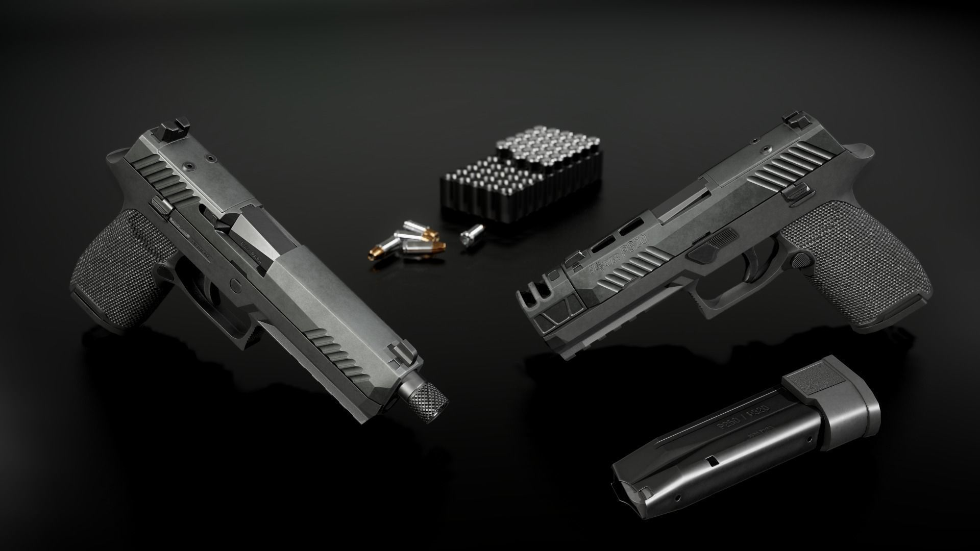 Sig Sauer P320 Full Size Modular 9MM Handgun