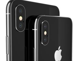 Apple iPhone XS and XS Max 3D series