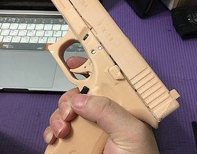 3D printable model games-toys Glock17C