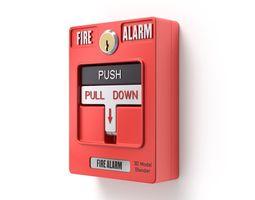 3D Fire Alarm