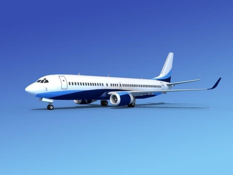 Boeing 737-800 BBJ 1