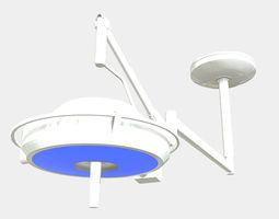 3D asset Overhead Light
