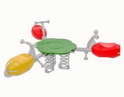 3D model Playground Equipment 133