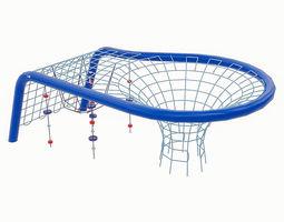 Playground Equipment 004 3D model