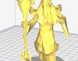Dota Necrophos with Sullen Harvest 3D printable model