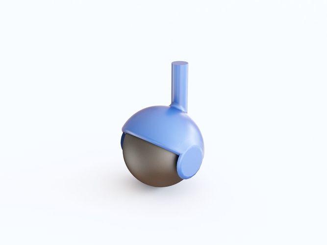 Castor 08 18   3D model