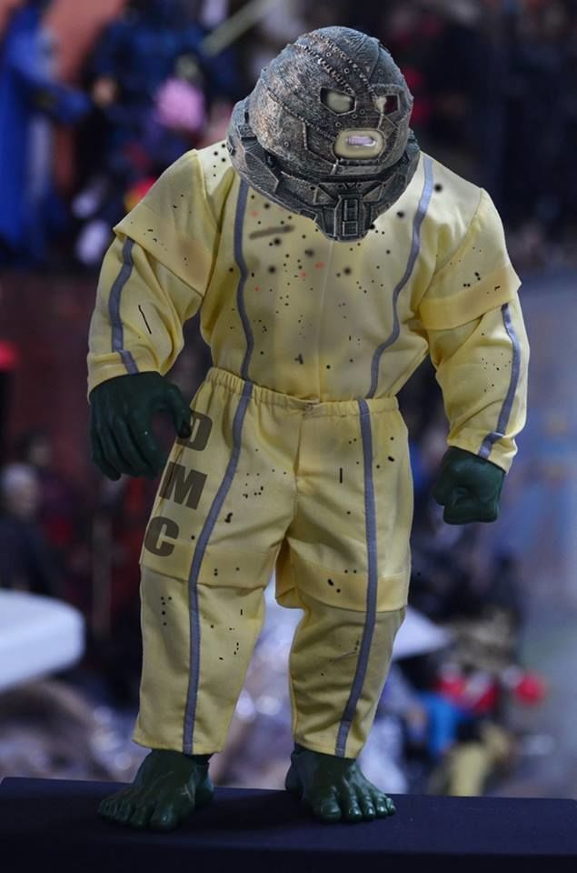 Juggernaut Helmet from Deadpool Movie | 3D Print Model