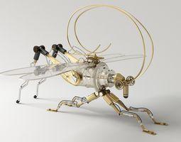 grasshopper spybot 3D