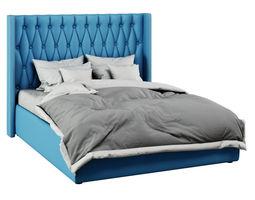 3D model Bed Matilda