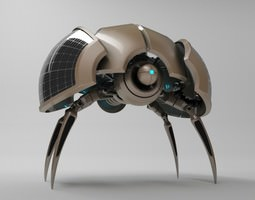 Robot ZLO200 3D model