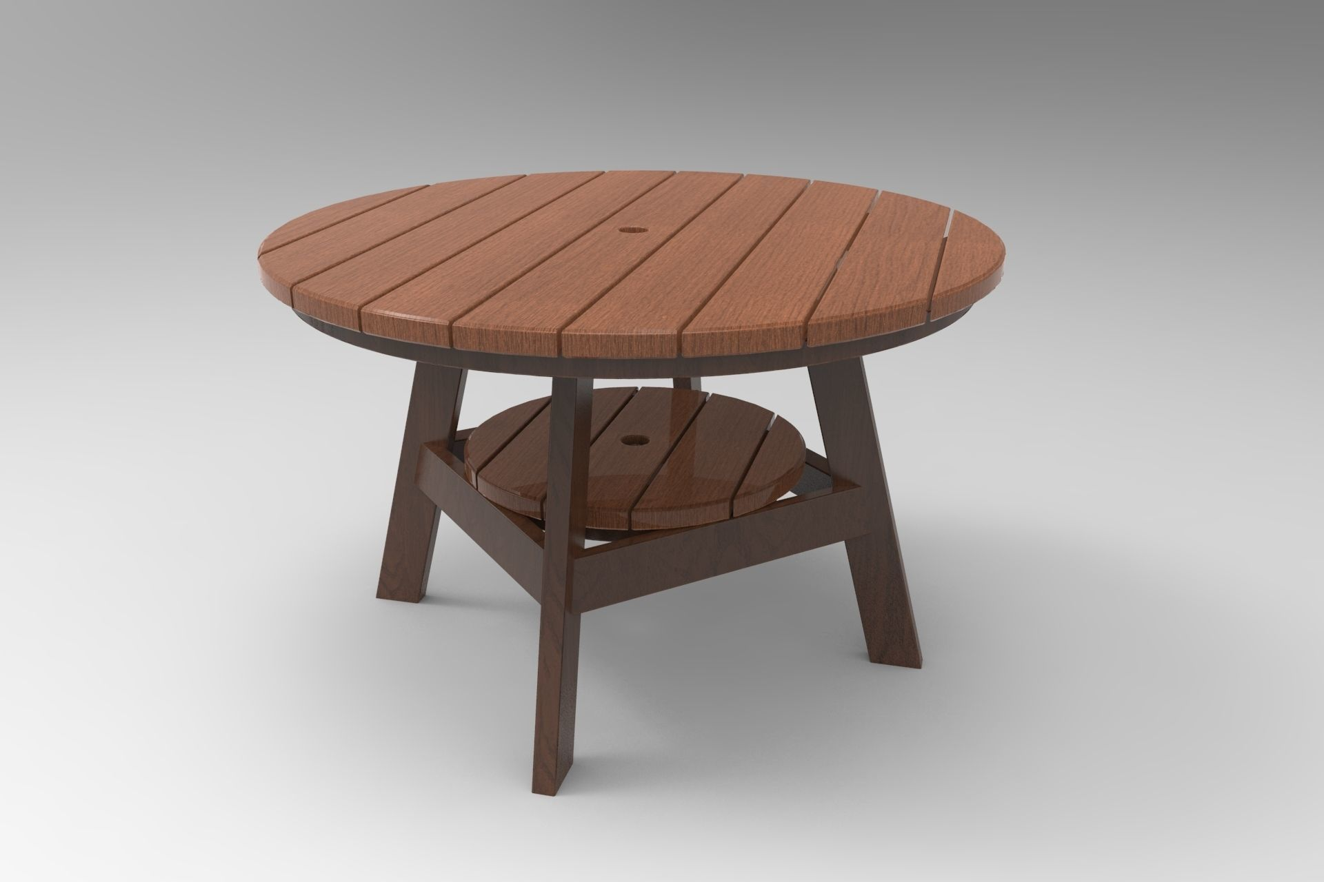 Outdoor Dining Table Revit