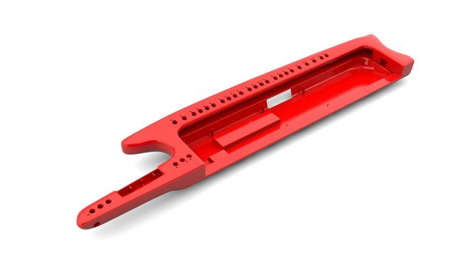 roland ax1 casing wip 3d model stl 1