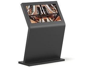 Mall Display 3D Model