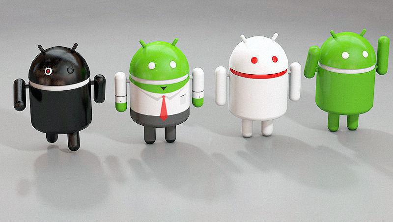 Android 3d logo 3D Model OBJ C4D | CGTrader.com