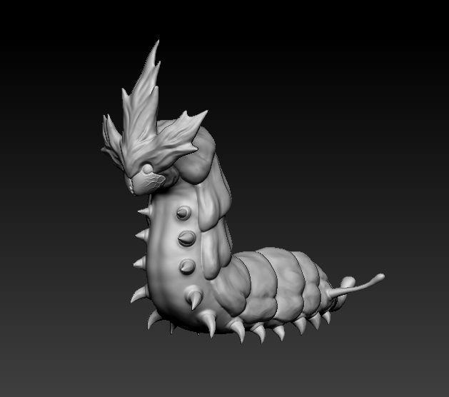 3d printable warm worm