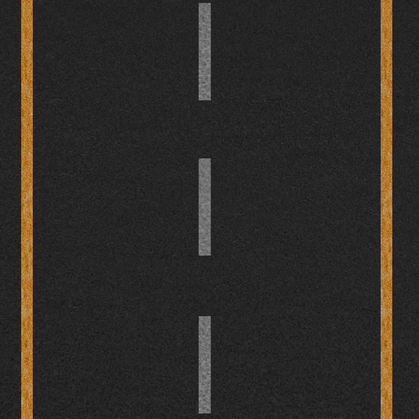 Road Texture Seamless 3d Model Realtime Cgtrader