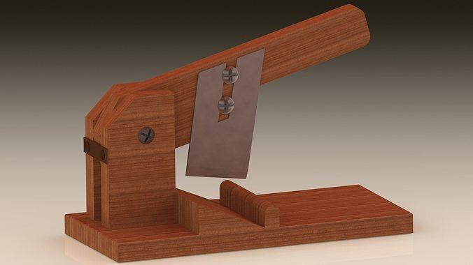 biltong slicer 3d model sldprt sldasm slddrw ige igs iges u3d 1