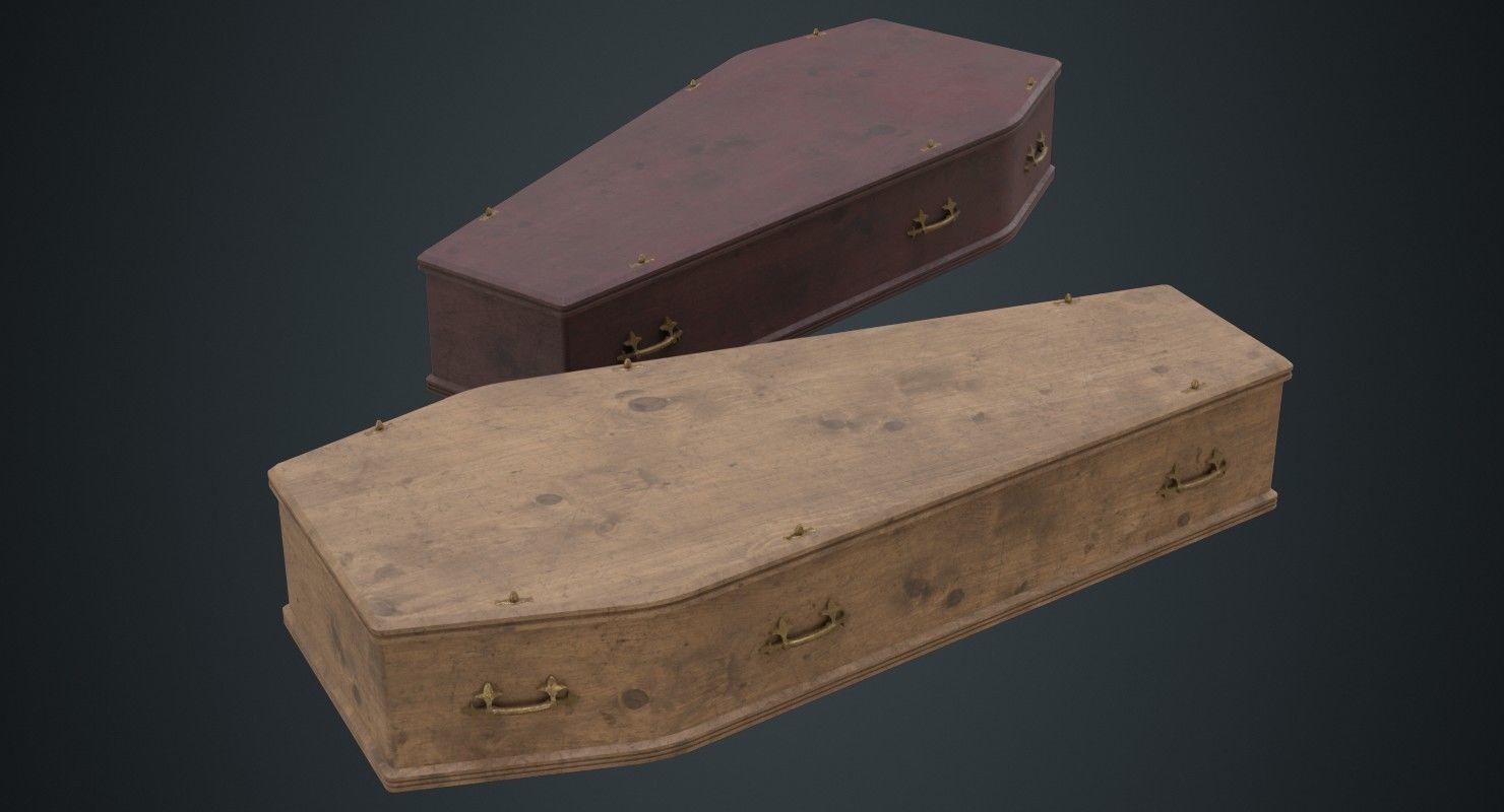 Coffin 1B