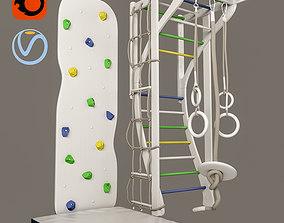 Childrens sports complex ARFA3 3D