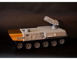 3D printable model UFO tv series shado 1
