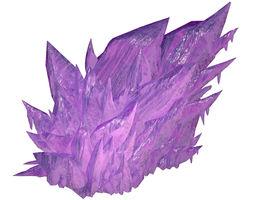 Battlestar - strange giant ice 01 3D model