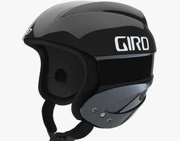 Giro Sestriere Helmet Black 3D