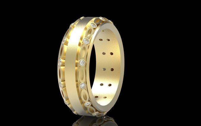 lusd design ring 3d model stl 3dm 1