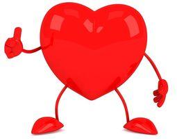 3D Fun heart
