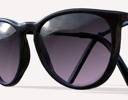 pbr Sunglasses 3D asset VR / AR ready