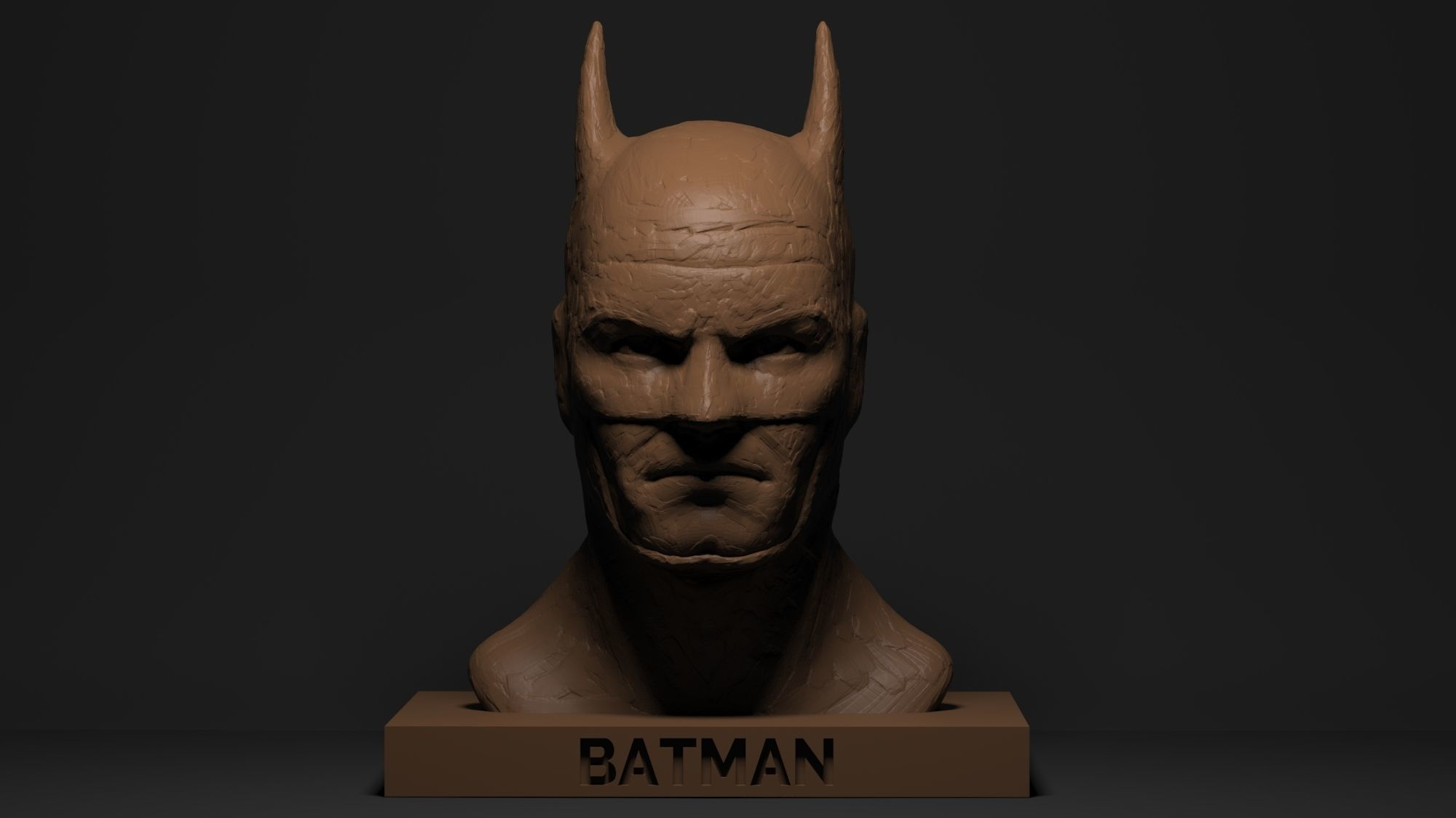 Batman Clay