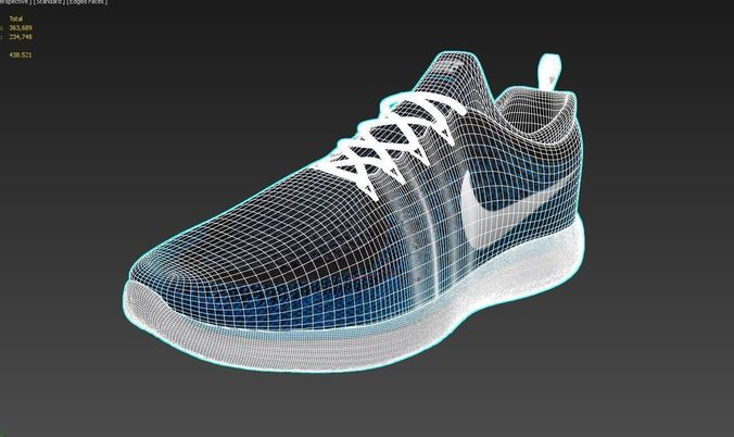 be7151420d3a 3D Nike Free Distance 2