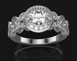 3D print model ring freee