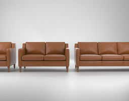 Hamilton Sofa MEGA PACK 3D