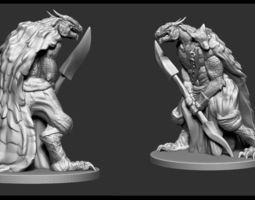 Dragonborn 3D printable model