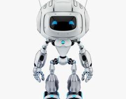 Cute bot 3D