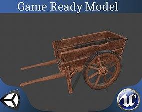3D model realtime Wagon