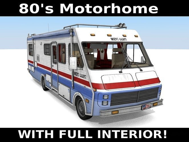 80s Motorhome