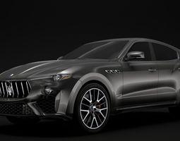 3D model Maserati Levante S Q4 GranSport 2019