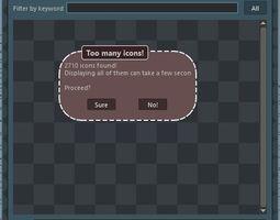 3D model Maya Icon Finder