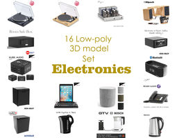 Electronics collection model