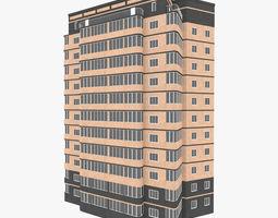 Residential House Building Part 4 3D